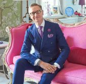 Paul Feig's Eclectic Apartment at Madison Avenue
