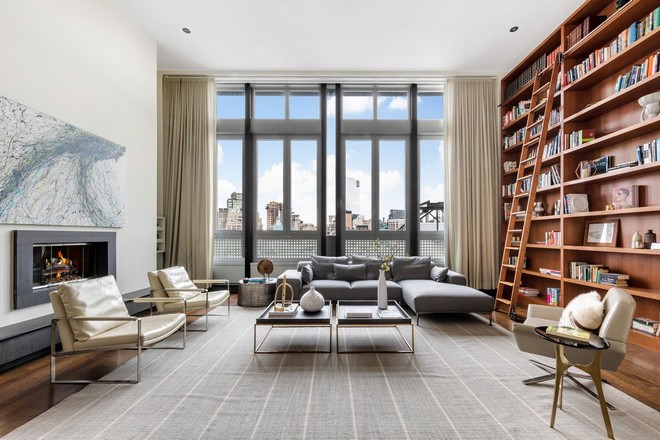 Mike Myers Sells Soho Penthouse Mike Myers Sells Soho Penthouse 1
