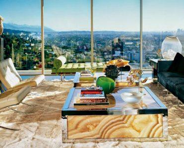 Best of Celebrity Living Room Design