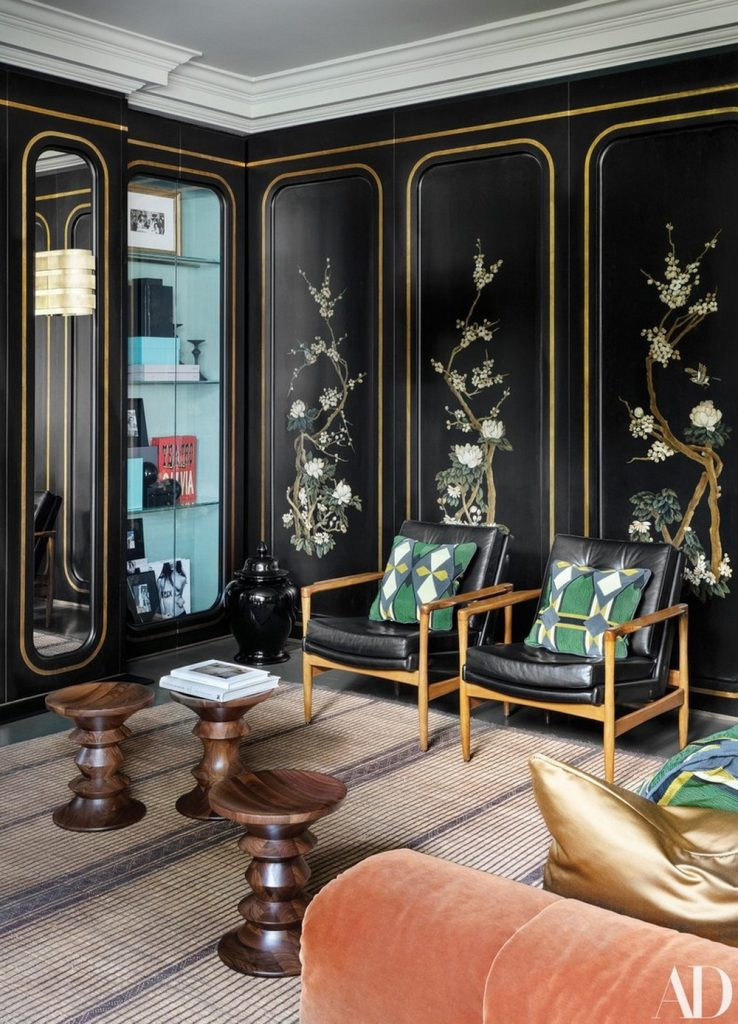 Fashion Stars Dean and Dan Caten London Townhouse by Dimore Studio Fashion Stars Dean and Dan Caten London Townhouse by Dimore Studio 5