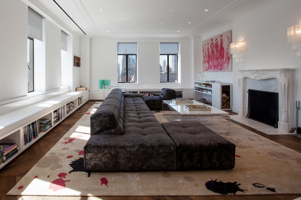 Get Inside Marc Murphy's Upper West Side Apartment  Get Inside Marc Murphys Upper West Side Apartment 1