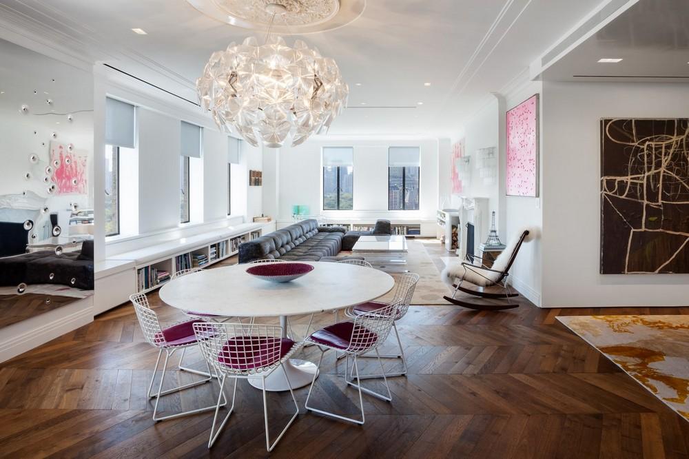 Get Inside Marc Murphy's Upper West Side Apartment Get Inside Marc Murphys Upper West Side Apartment 3