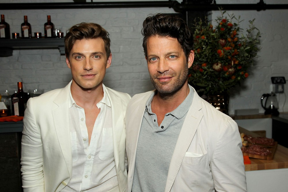 Nate Berkus and Jeremiah Brent Mansion in LA Hancock Park Nate Berkus and Jeremiah Brent Mansion in LA Hancock Park 1