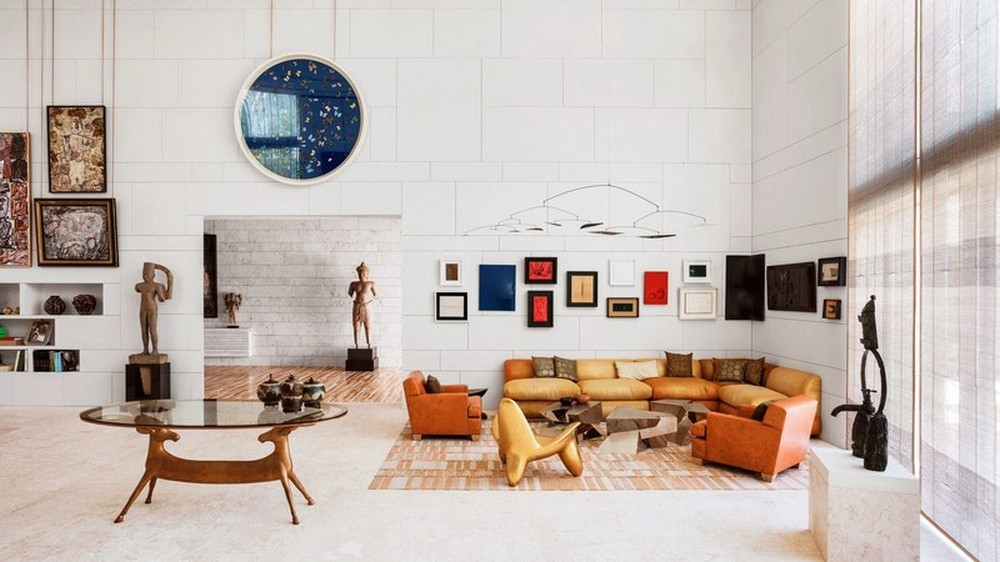 Peter Marino Designs House for A-list Collectors of Contemporary Art Peter Marino Designs House for A list Collectors of Contemporary Art 2