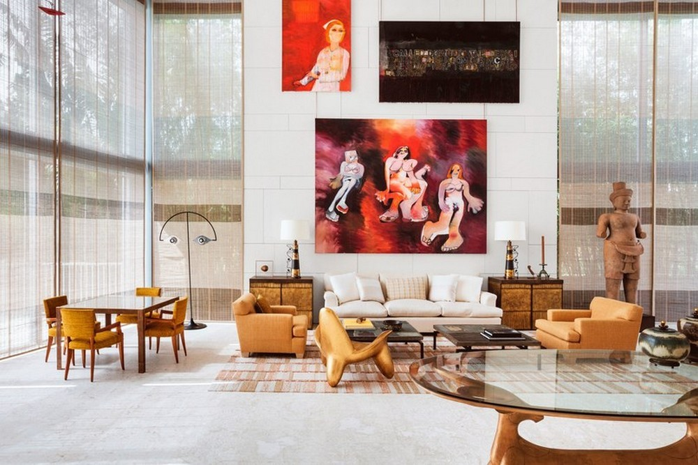 Peter Marino Designs House for A-list Collectors of Contemporary Art Peter Marino Designs House for A list Collectors of Contemporary Art 3
