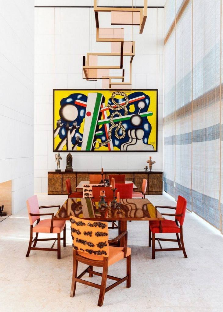 Peter Marino Designs House for A-list Collectors of Contemporary Art Peter Marino Designs House for A list Collectors of Contemporary Art 9