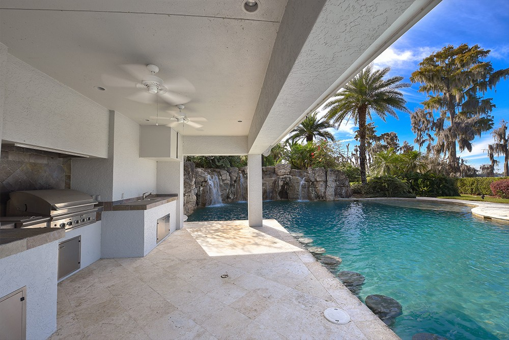 Shaquille O'Neal South Florida Mansion Shaquille O   Neal South Florida Mansion 19