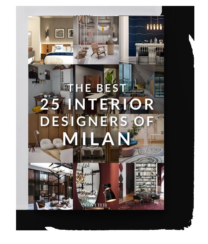 milan Discover The Celebrity Interior Designers of Milan top interior designers milan