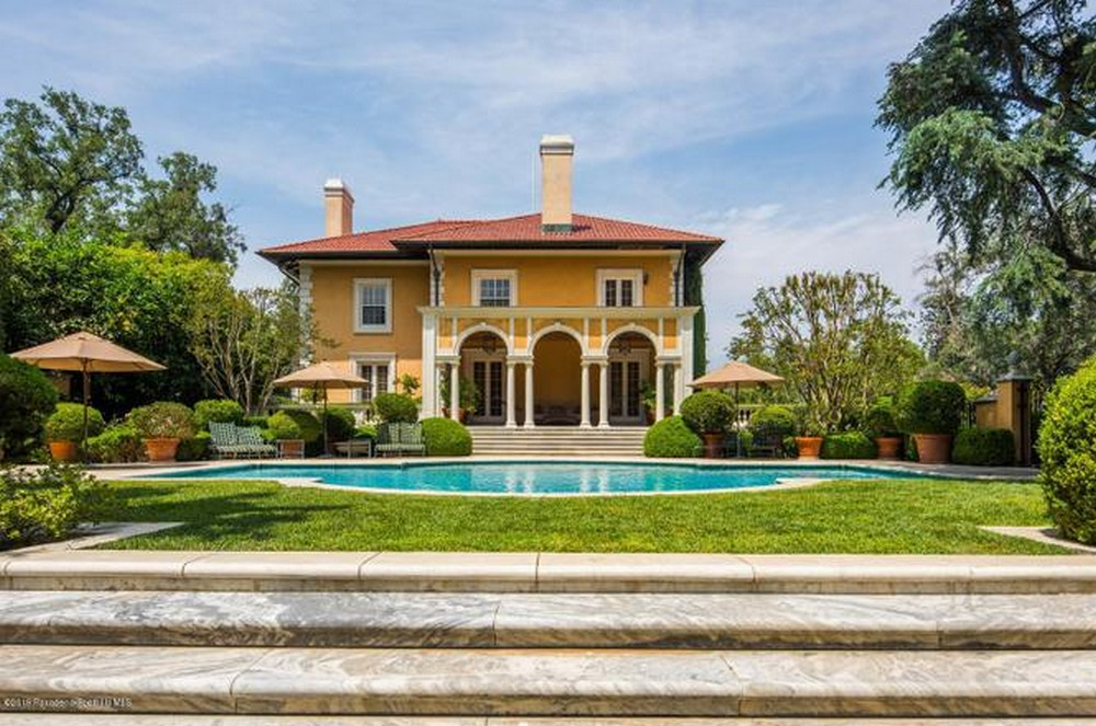 anthony russo Director Anthony Russo's Pasadena Dynasty Mansion  Director Anthony Russos Pasadena Dynasty Mansion 13