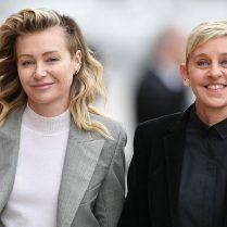 Ellen-DeGeneres-and-Portia-Di-Rossi-Relationship-Timeline-12 ellen degeneres Ellen DeGeneres and Portia de Rossi sold aBeverly Hills Mansion Ellen DeGeneres and Portia Di Rossi Relationship Timeline 12 209x209