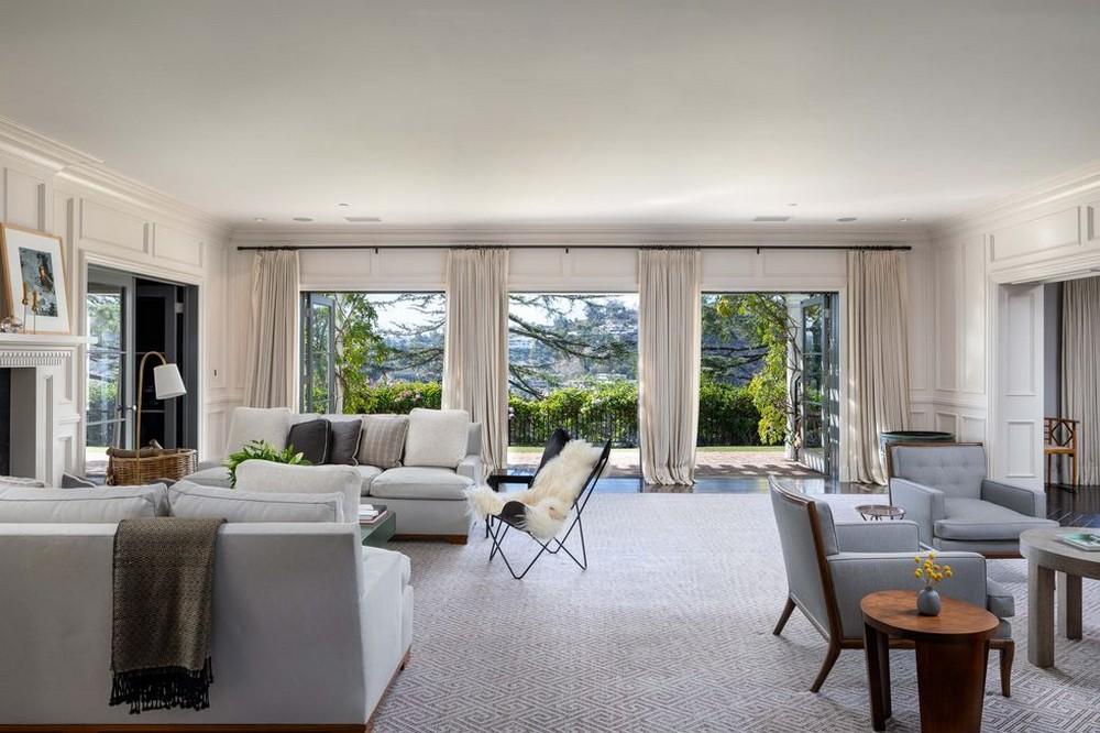 jodie foster Jodie Foster's Beverly Hills Home Jodie Fosters Beverly Hills Home 4