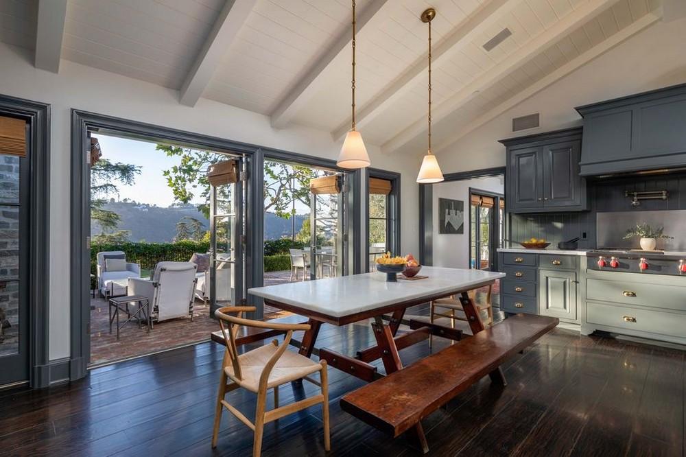 jodie foster Jodie Foster's Beverly Hills Home Jodie Fosters Beverly Hills Home 6