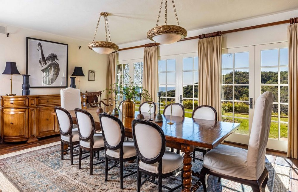 mel gibson Mel Gibson's Ocean and Mountains View Home in Malibu Mel Gibsons Ocean and Mountains View Home in Malibu 3
