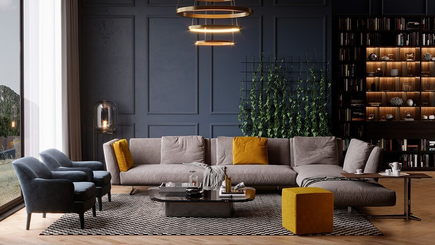 how to decorate your living room How to Decorate Your Living Room Like a Celebrity How to Decorate Your Living Room Like a Celebrity 12