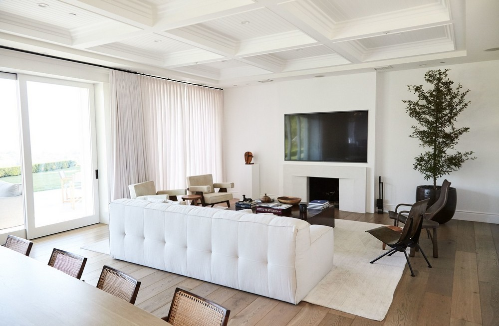scott disick Midcentury Interiors in Scott Disick's Hidden Hills Home Midcentury Interiors in Scott Disick   s Hidden Hills Home 5