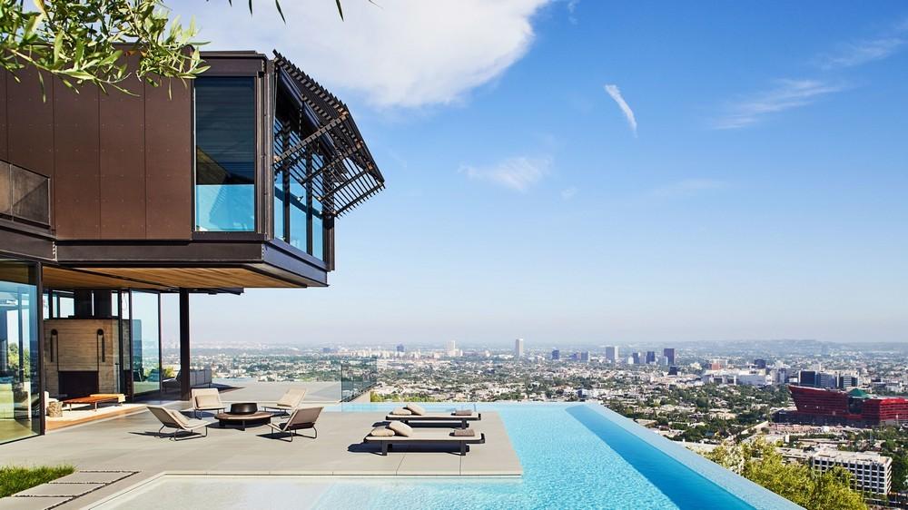 kipp nelson Kipp Nelson'sSky-High Hollywood Home Kipp Nelsons Sky High Hollywood Home 5