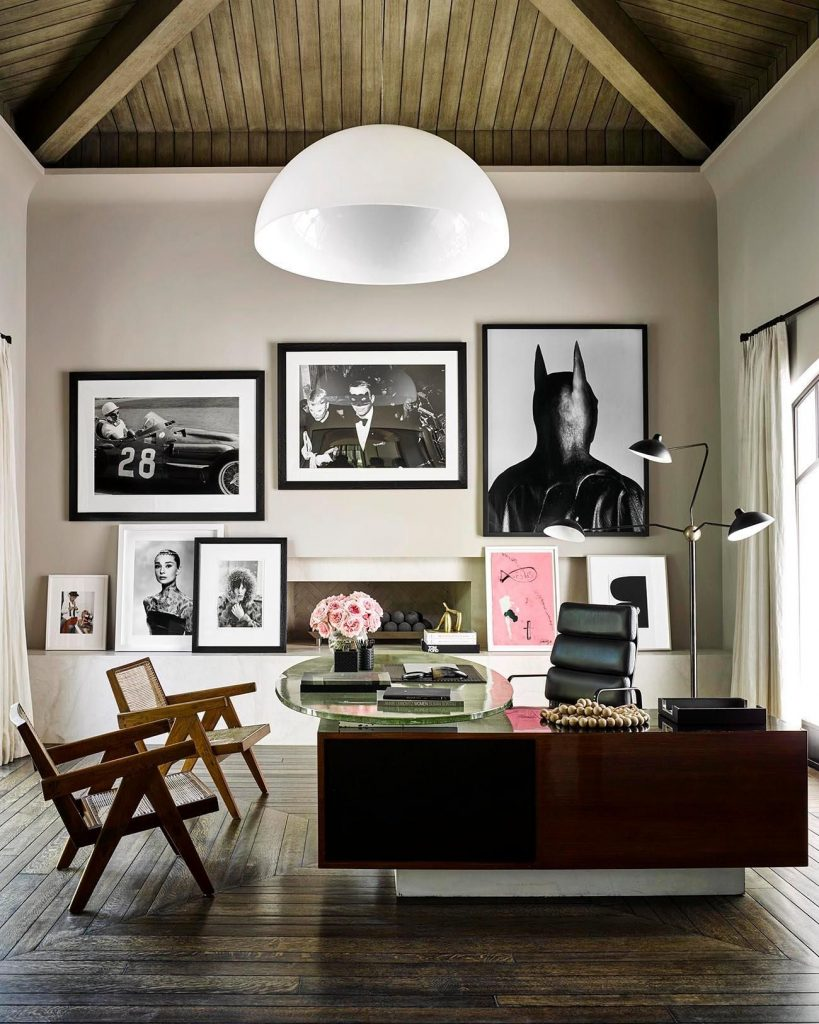 Home Office Ideas Get Inspired by Our Beloved Celebrities home office ideas Home Office Ideas: Get Inspired by Our Beloved Celebrities bd70003d8b6a16a43b0335b285b5eded scaled