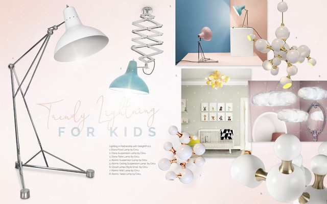 kids bedroom lighting Decorate Like a Celebrity: Kids Bedroom Lighting Kids Bedroom Decor The Best Lighting Pieces for the Little Ones 5