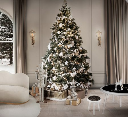 How to Decorate for Christmas Like a Celebrity how to decorate for christmas How to Decorate for Christmas Like a Celebrity xmas full 450x410