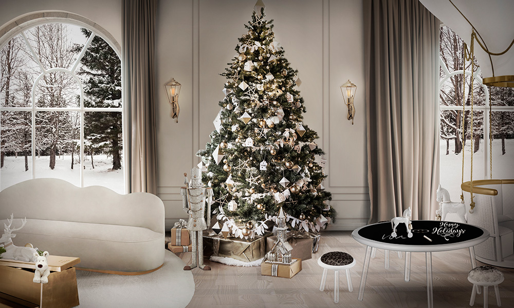 How to Decorate for Christmas Like a Celebrity how to decorate for christmas How to Decorate for Christmas Like a Celebrity xmas full