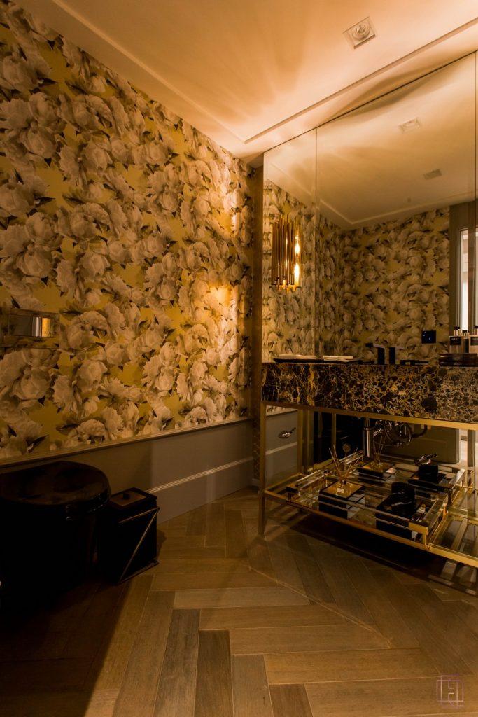 electrix studio Electrix Studio's Luxury Penthouse Project Image 3 Tropical Bathroom With Brubeck Wall scaled