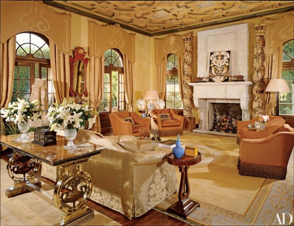 lionel richie Lionel Richie's 28 Room House in Beverly Hills Lionel Richies 28 Room House in Beverly Hills 10