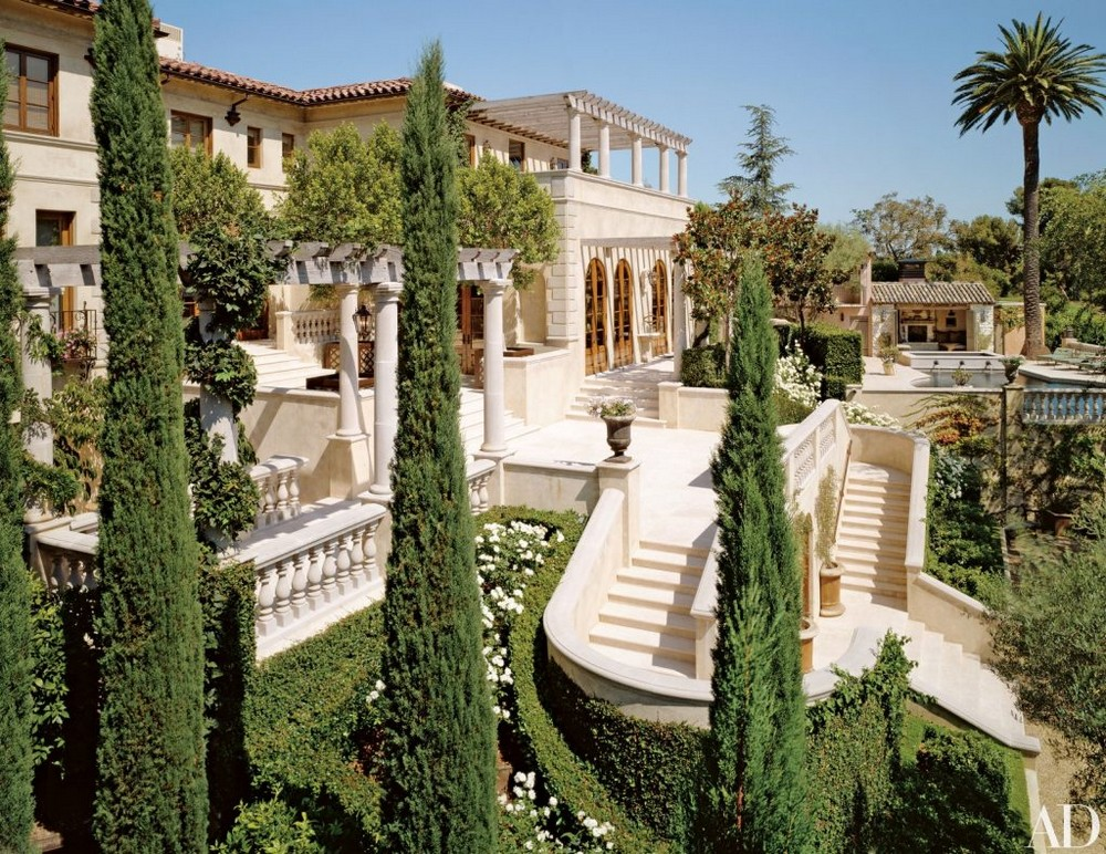 lionel richie Lionel Richie's 28 Room House in Beverly Hills Lionel Richies 28 Room House in Beverly Hills 6
