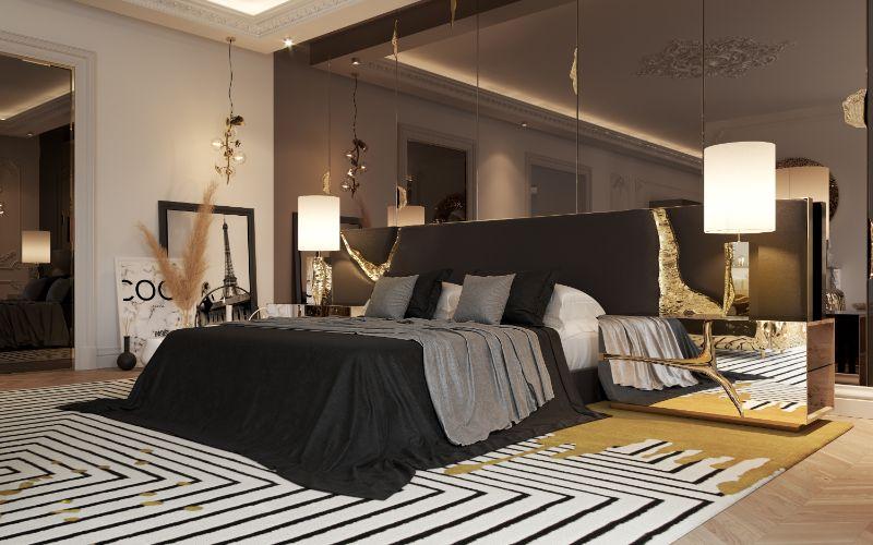 paris penthouse Luxurious Paris Penthouse Designed by Boca do Lobo Luxurious Paris Penthouse Designed by Boca do Lobo 13