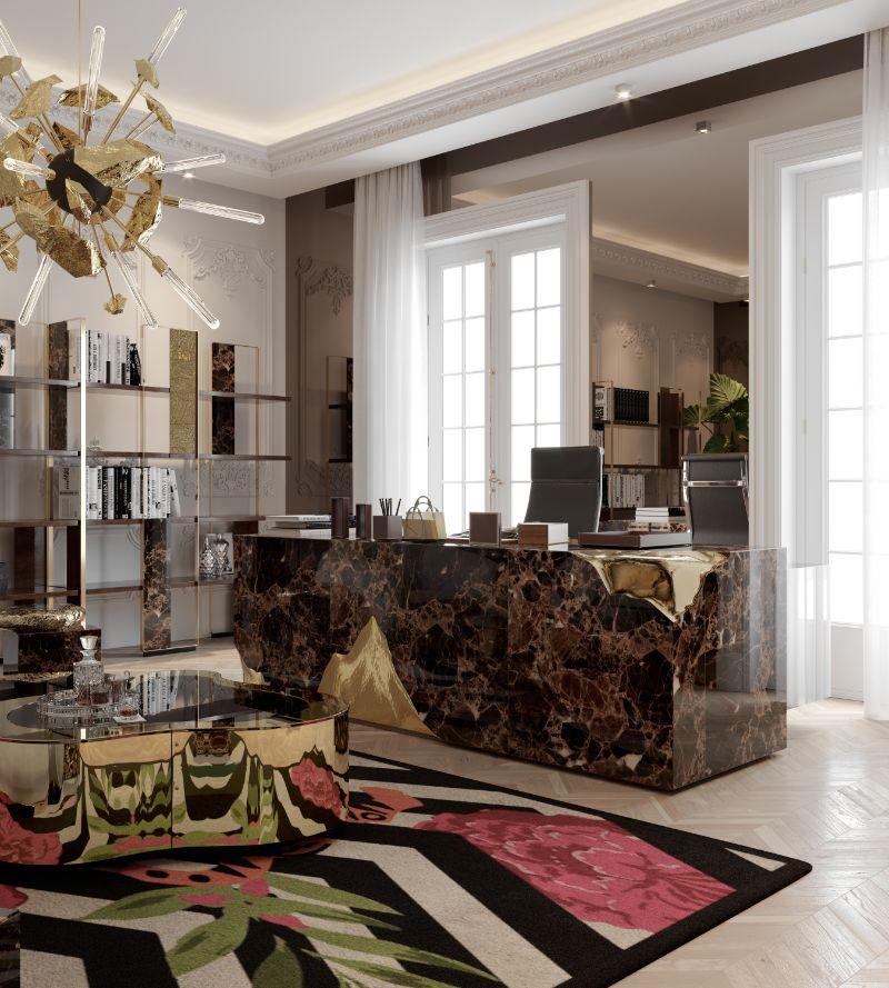 paris penthouse Luxurious Paris Penthouse Designed by Boca do Lobo Luxurious Paris Penthouse Designed by Boca do Lobo 14