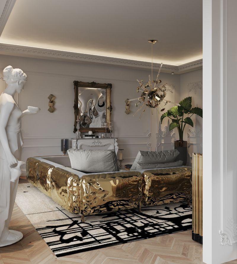 paris penthouse Luxurious Paris Penthouse Designed by Boca do Lobo Luxurious Paris Penthouse Designed by Boca do Lobo 3