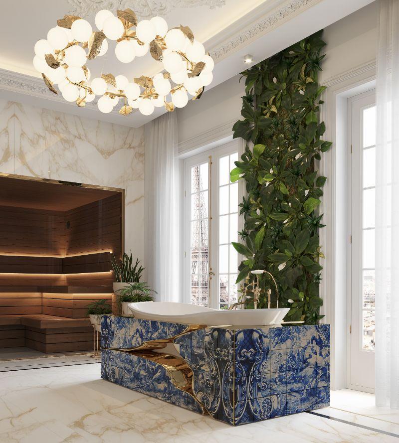 paris penthouse Luxurious Paris Penthouse Designed by Boca do Lobo Luxurious Paris Penthouse Designed by Boca do Lobo 9