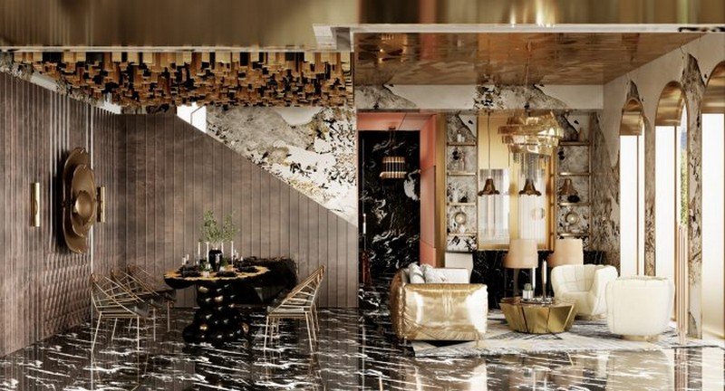 Step Inside a Multi-Million Townhouse in Hong Kong Step Inside a Multi Million Townhouse in Hong Kong 12