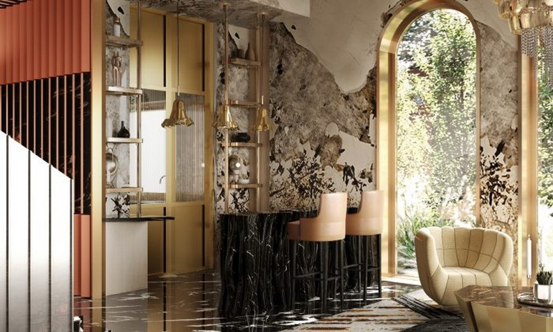 Step Inside a Multi-Million Townhouse in Hong Kong Step Inside a Multi Million Townhouse in Hong Kong 14
