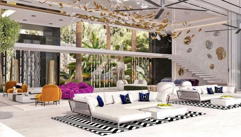 jaw-dropping villa in spain Interior Design Firm UDesign RevealsJaw-Dropping Villa in Spain Interior Design Firm UDesign Reveals Jaw Dropping Villa in Spain 13