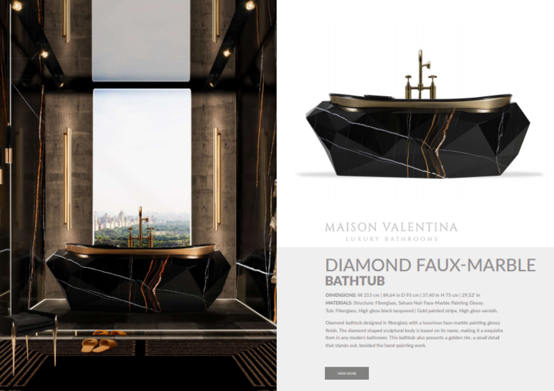 luxury bathroom ideas Luxury Bathroom Ideas:Find Out The Newest Products by Maison Valentina Luxury Bathroom IdeasFind Out The Newest Products by Maison Valentina 10