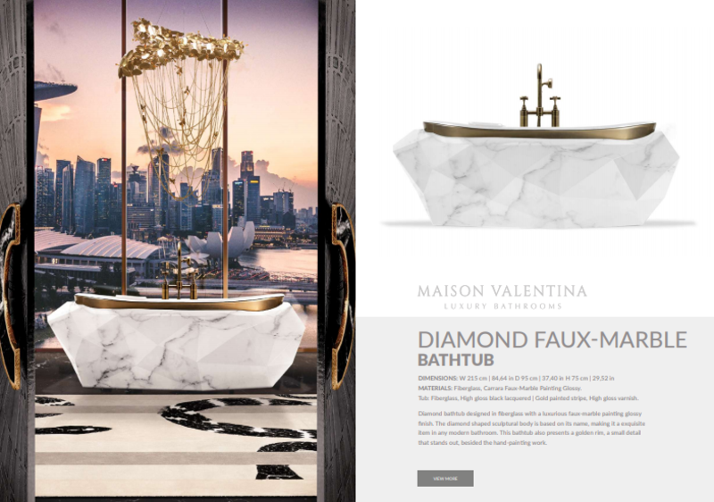 luxury bathroom ideas Luxury Bathroom Ideas:Find Out The Newest Products by Maison Valentina Luxury Bathroom IdeasFind Out The Newest Products by Maison Valentina 11