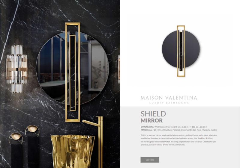 luxury bathroom ideas Luxury Bathroom Ideas:Find Out The Newest Products by Maison Valentina Luxury Bathroom IdeasFind Out The Newest Products by Maison Valentina 2