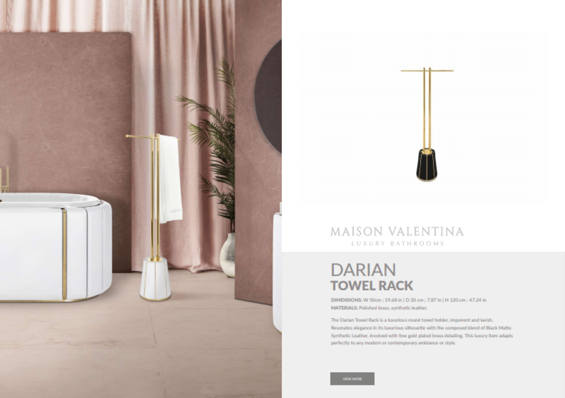 luxury bathroom ideas Luxury Bathroom Ideas:Find Out The Newest Products by Maison Valentina Luxury Bathroom IdeasFind Out The Newest Products by Maison Valentina 3
