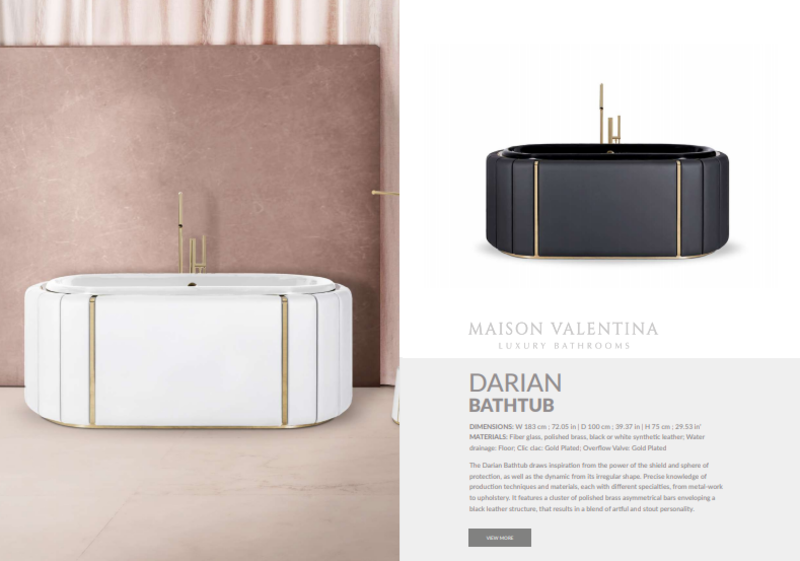 luxury bathroom ideas Luxury Bathroom Ideas:Find Out The Newest Products by Maison Valentina Luxury Bathroom IdeasFind Out The Newest Products by Maison Valentina 5