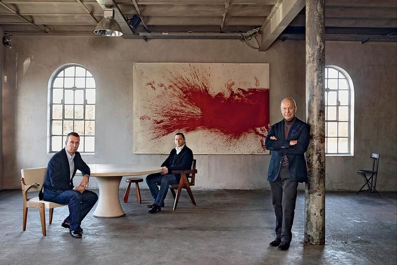 axel vervoordt The Organic Approach to Design by Axel Vervoordt The Organic Approach to Design by Axel Vervoordt 9