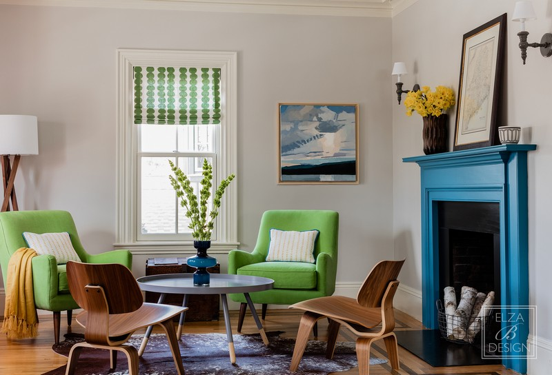 elza b. design Elza B. Design: How to Build a Room Like a Painting 1 17