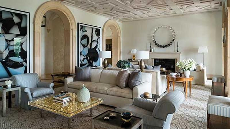 Interior Design Inspirations by David Kleinberg 1 2