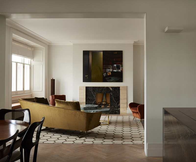 william smalley The Understated Luxury of William Smalley Architectural Projects 10 14