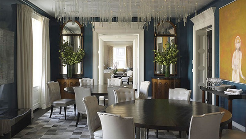 Interior Design Inspirations by David Kleinberg 10 2