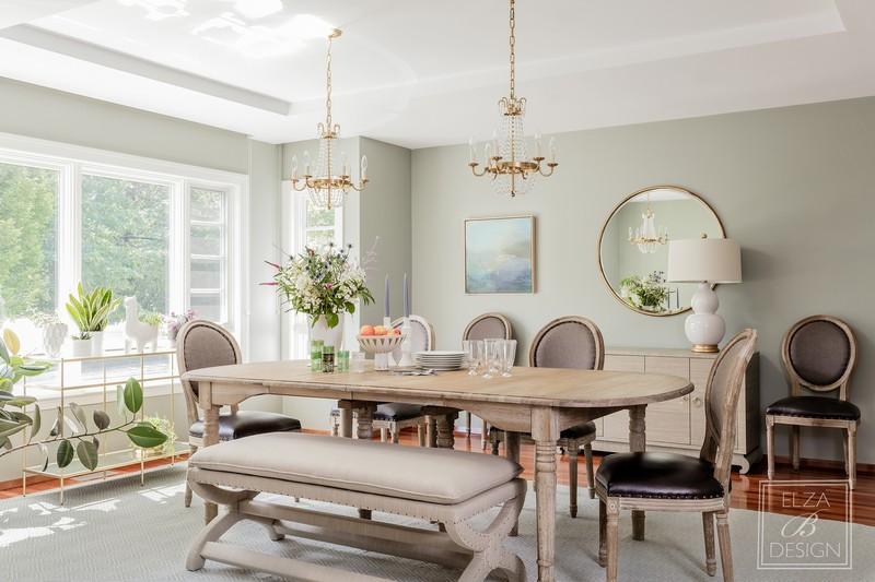 elza b. design Elza B. Design: How to Build a Room Like a Painting 2 17