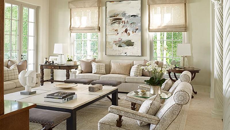 Interior Design Inspirations by David Kleinberg 3 2