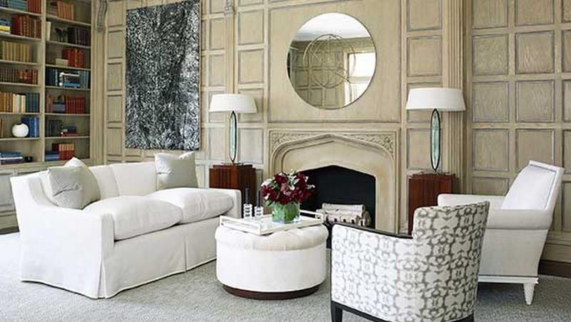 Interior Design Inspirations by David Kleinberg 4 2
