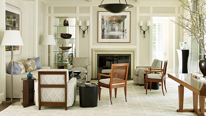 Interior Design Inspirations by David Kleinberg 5 2
