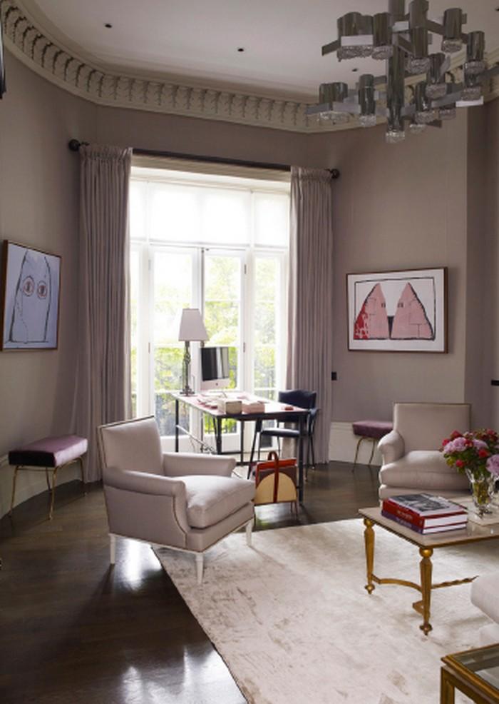 veere grenney Best Interior Designers in London: Veere Grenney 6 2 1
