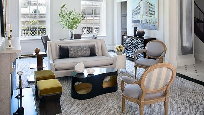 Interior Design Inspirations by David Kleinberg 6 2